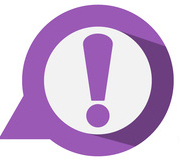 Exclamation and Question Mark Icon