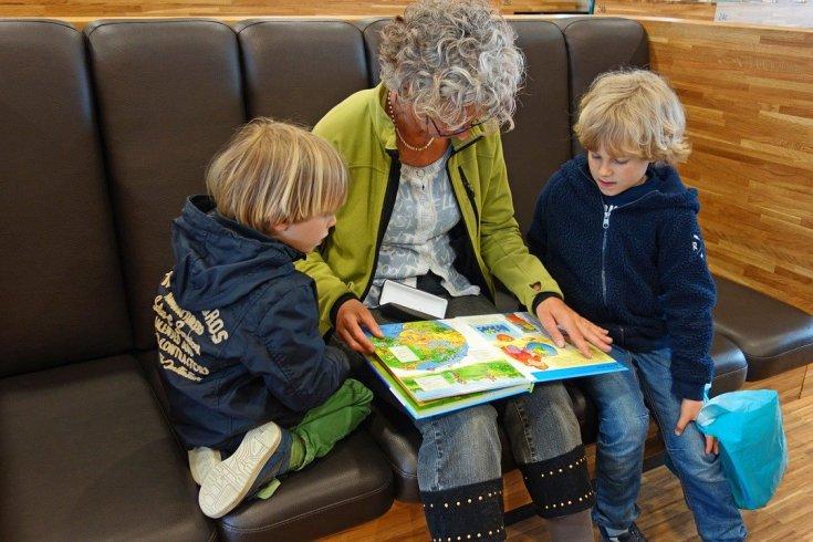 Als Aupair Granny nach Norwegen gehen
