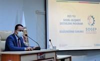 ''2021 Yılı Sosyal Gelişmeyi Destekleme Programı'' bilgilendirme toplantısı yapıldı