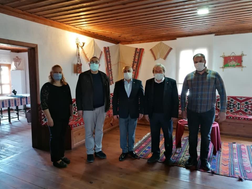 Osmaneli'ne yapılacak projeler masaya yatırıldı