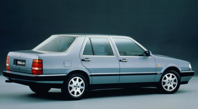 Lancia Thema (billede fra original brochure)