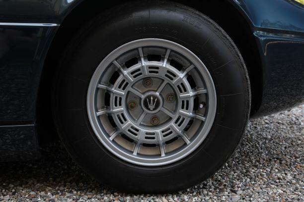 Maserati fælge