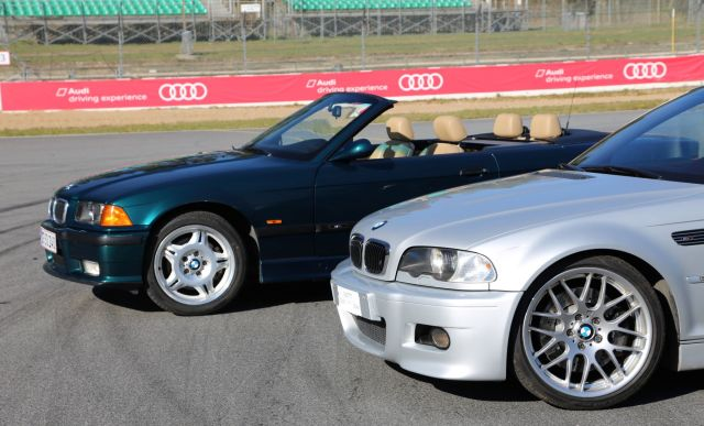 BMW M3 E36 og E46