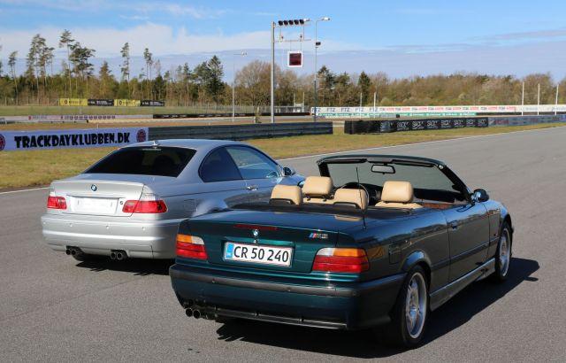 BMW M3 bagfra