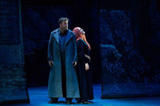 Купить билеты на Тристан и Изольда в театр Новая опера