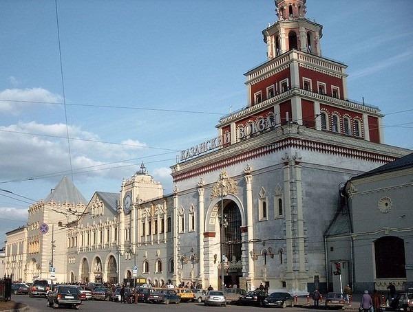 Табло Казанский вокзал - Цены, расписание, маршруты поездов