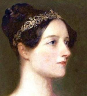 10053 ada   kopya 300x332 - The First Computer Programmer Ada Lovelace