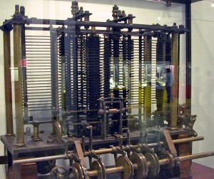 10053 analyticalmachine babbage london 300x251 - The First Computer Programmer Ada Lovelace