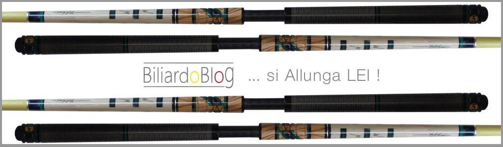 Stecca Allungabile Modello Modigliani