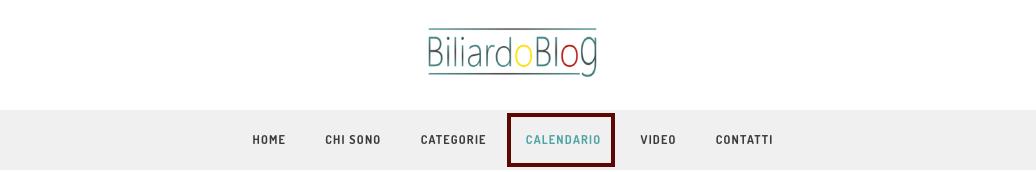 Il Calendario Gare Biliardo 5 Birilli