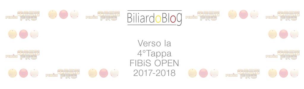 Verso la Quarta Tappa Campionato Biliardo 2017 2018