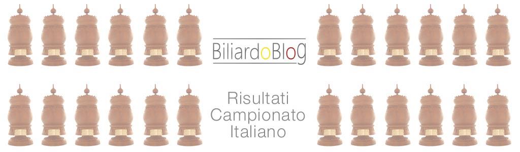 Campione Italiano Biliardo 2018