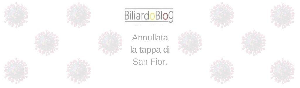 Annullamento FIBiS Challenge di San Fior