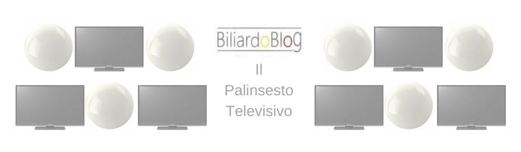 Palinsesto Tv Gare di Biliardo