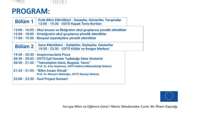 #BiliminEvHali Program
