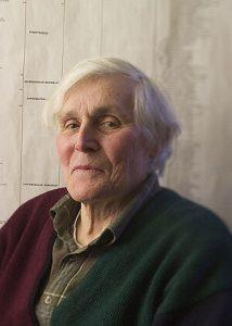Carl Richard Woese (1928-2012) mikrobiyolog ve biyofizikçi