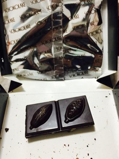 連不是頂愛吃巧克力的我,都覺得超好吃的!