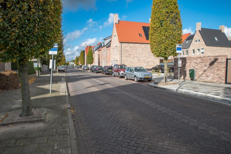 Baarle-Hertog and Baarle-Nassau in The Netherlands and Belgium