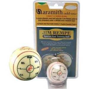 Jim Rempe harjoittelupallo 57 mm