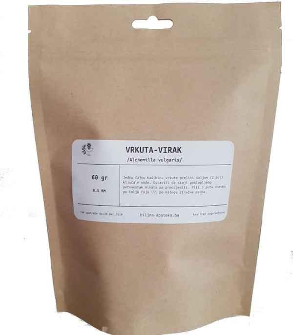 Alchemilla vulgaris čaj 60 gr