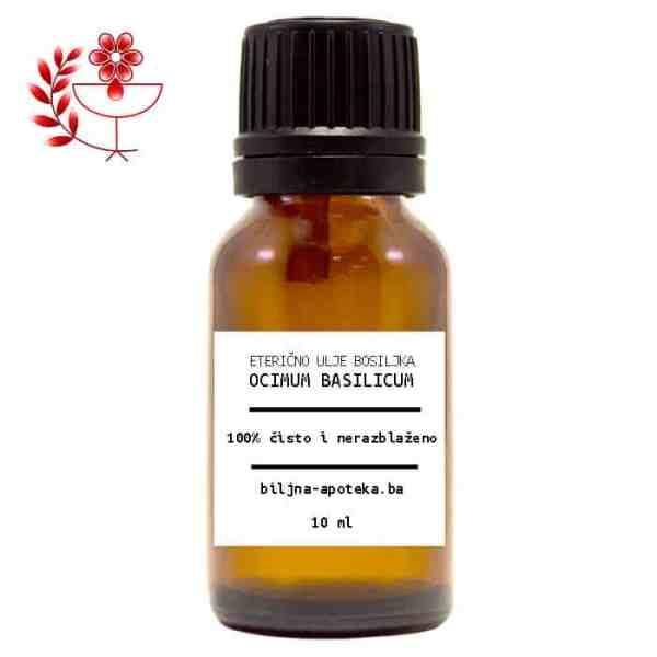 Ocimum basilicum eterično ulje