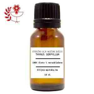 Thymus serpillum eterično ulje