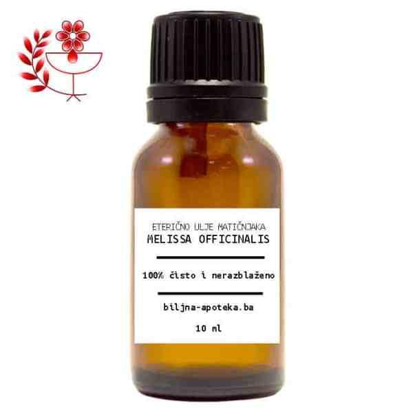 Melissa officinalis eterično ulje