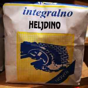 Heljdino brašno integralno