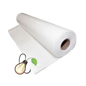 4m White Floor Secure x 1m