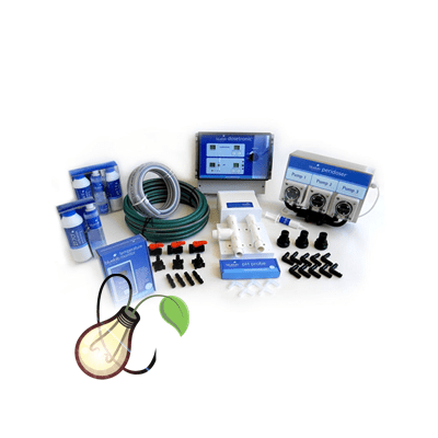 BLUELAB PRO NUTRIENT CONTROLLER WITH 120ML PHOUR PERIDOSER