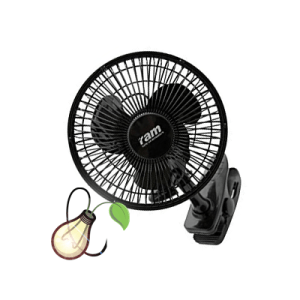 Clip-On Fan 150mm 6""