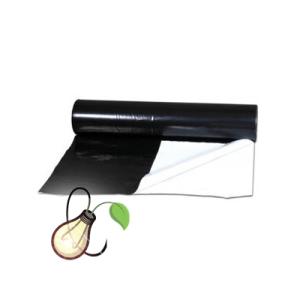 EasyGrow Reflective Sheeting 3m x 100m Blk/Wht .125 Micron