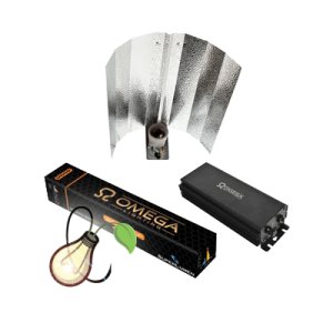 OMEGA DIGI-PRO 600W DIGITAL BALLAST, REFLECTOR AND D S LAMP BULB KIT