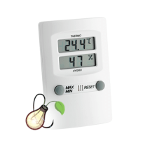 TWIN THERMO HYGROMETER