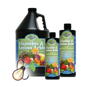 Vitamins and amino acids