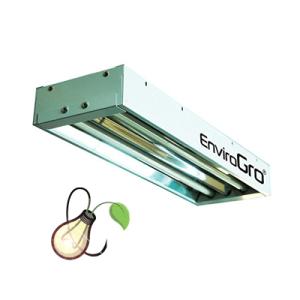 EnviroGro 2ft T5 Light - 2 Tubes