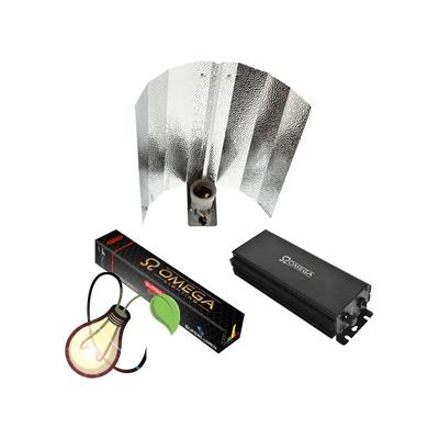 OMEGA 600w Digi-Pro Ballast Kit inc Reflector and 600w HPS Bulb