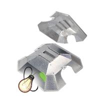 Aero 8 - Silver Cooltube Reflector