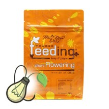Green House Powder Feeding - Short Flowering