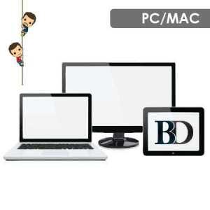Laptops, Desktops & Tablets (PC & MAC)