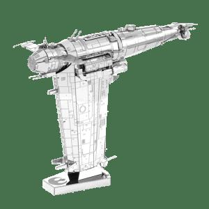 METAL EARTH 3D MODEL - STAR WARS RESISTANCE BOMBER