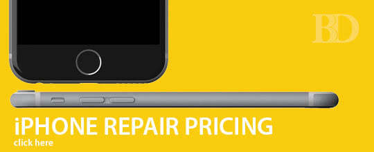 iPhone Repair Pricing Bill & Dave Computer Repair 613-317-1200 www.billanddave.ca
