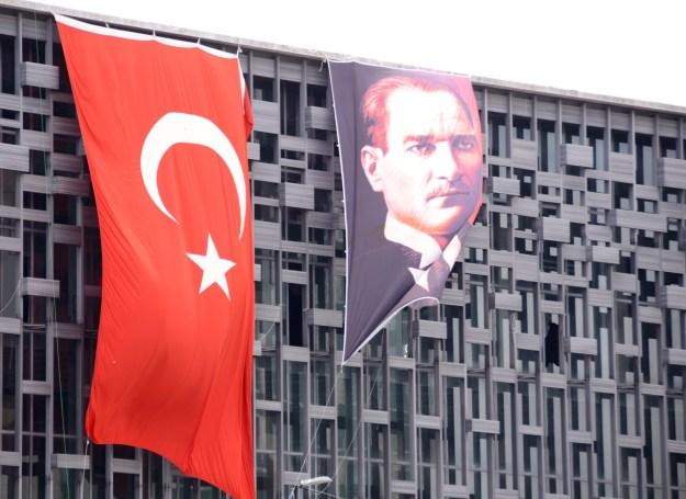 Ata Turk - the Country's hero
