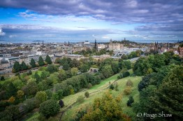 Castle View Edinburgh