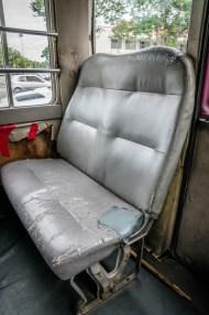 Bus Seat in Brunei