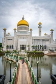 Omar Ali Saifuddien Mosque and Bill