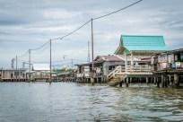 Long View Kampong Ayer Water Village