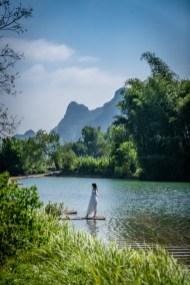 model-yulong-river-choayang-village-guilin-china