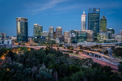 sunset-city-view-perth-western-australia