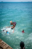 swimming-flips-kopi-port-moresby-papua-new-guinea